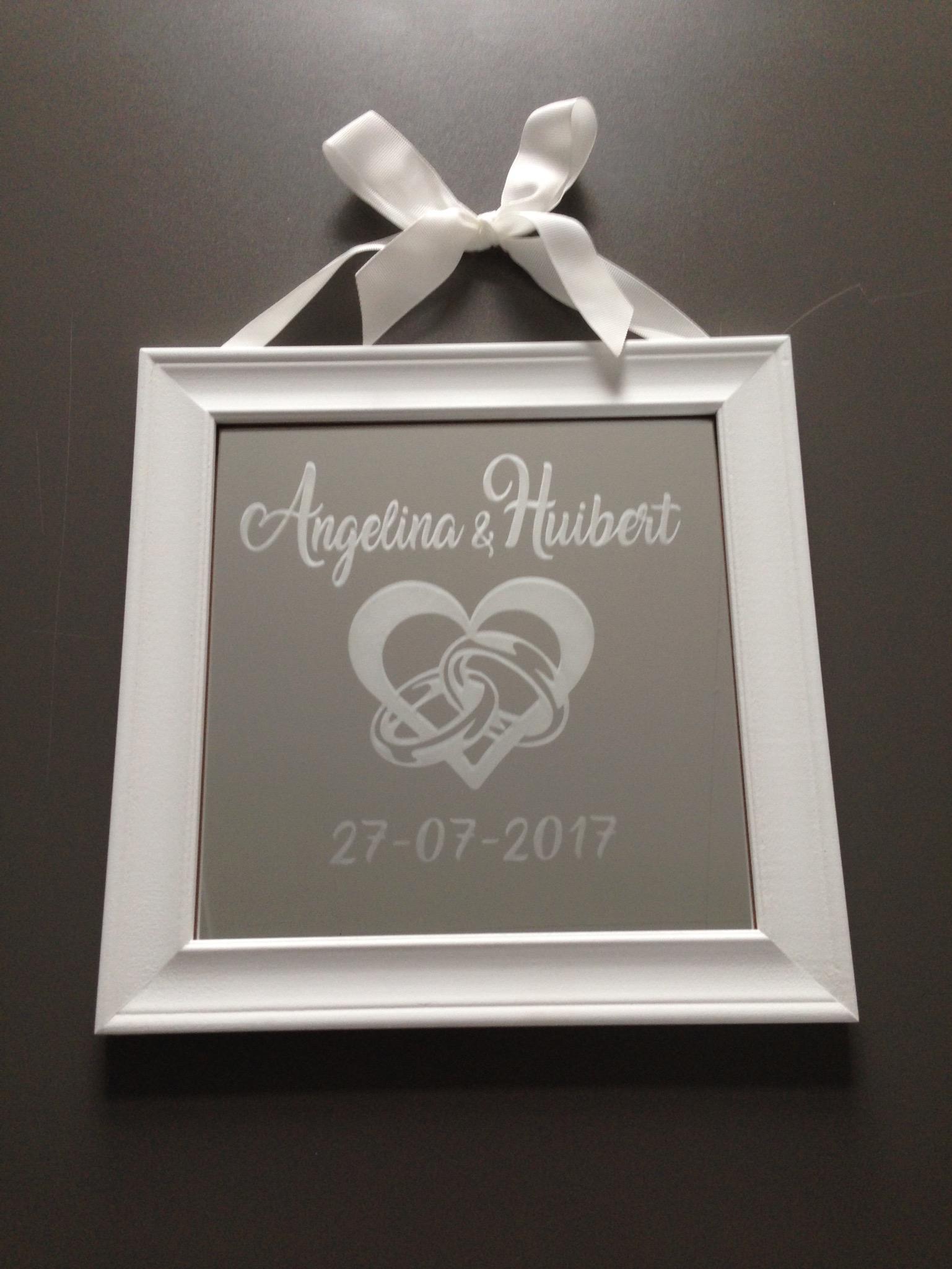 Genoeg Huwelijk | Babett | Gespecialiseerd in gepersonaliseerde cadeaus #YM-73